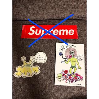 シュプリーム(Supreme)のsupreme ステッカー 2020ss week12(しおり/ステッカー)