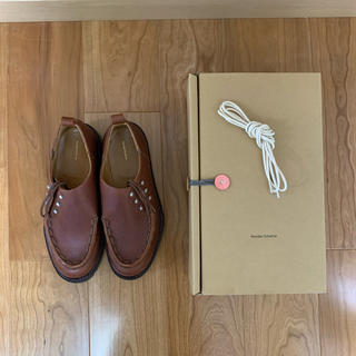 Hender Scheme - 【美品】hender scheme full lace trek