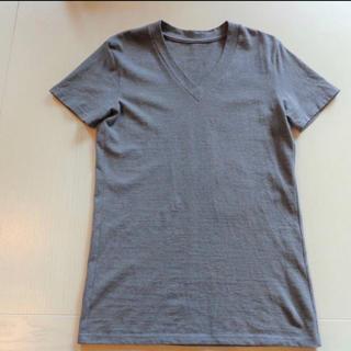 1piu1uguale3 - 1回着用のみ 1piu1uguale3 Vネック Tシャツ 4  /AKM