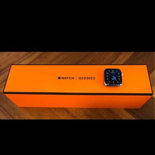 アップルウォッチ(Apple Watch)のApple Watch Series4 GPS+Cellular HERMES(腕時計(デジタル))