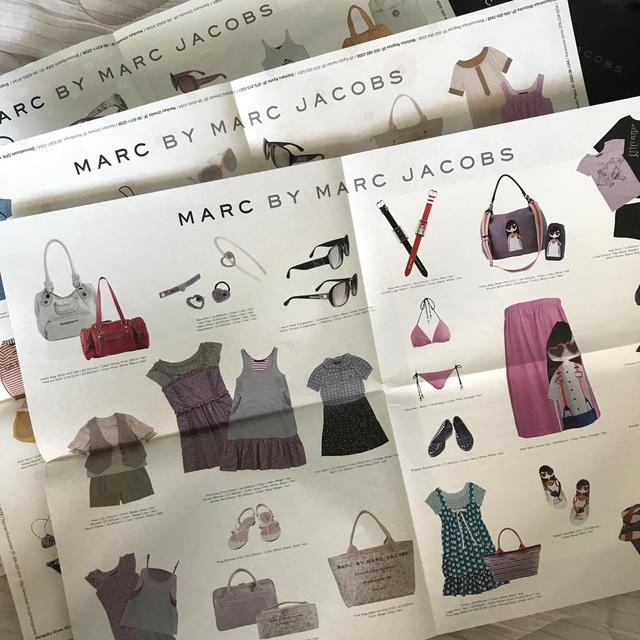 MARC BY MARC JACOBS(マークバイマークジェイコブス)のマークバイマークジェイコブス  ムック本 エンタメ/ホビーの本(ファッション/美容)の商品写真