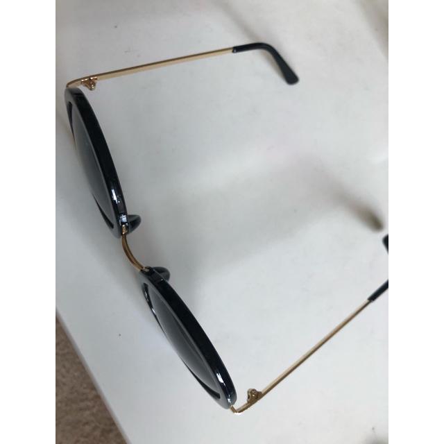 WEGO(ウィゴー)のサングラス 丸眼鏡  レディースのファッション小物(サングラス/メガネ)の商品写真