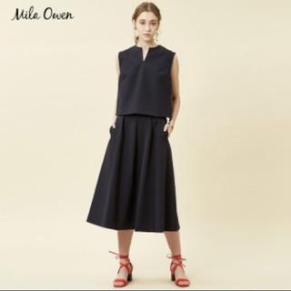 ミラオーウェン(Mila Owen)のミラオーウェン 綺麗目セットアップ 紺(セット/コーデ)