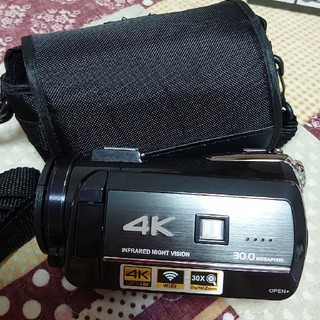 4K ビデオカメラ