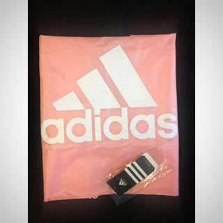 アディダス(adidas)の【新品】adidas ランドリー ナップサック 巾着 シューズバッグ 40L(その他)