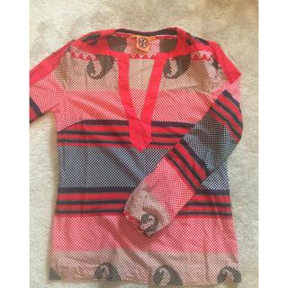 トリーバーチ(Tory Burch)のトリーバーチ トップス S(Tシャツ(長袖/七分))