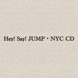 ヘイセイジャンプ(Hey! Say! JUMP)のHey! Say! JUMP・NYC CD(ポップス/ロック(邦楽))