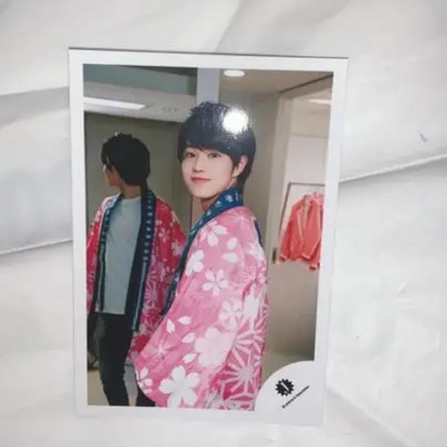 ジャニーズJr.(ジャニーズジュニア)の佐藤龍我 公式写真 エンタメ/ホビーのタレントグッズ(アイドルグッズ)の商品写真