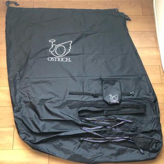 オーストリッチ(OSTRICH)のOSTRICH L-100輪行袋超軽量型 ロードバイク クロスバイク用(バッグ)