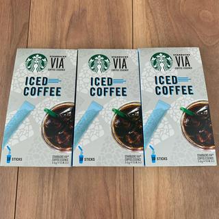 Starbucks Coffee - スタバ VIA アイスコーヒー