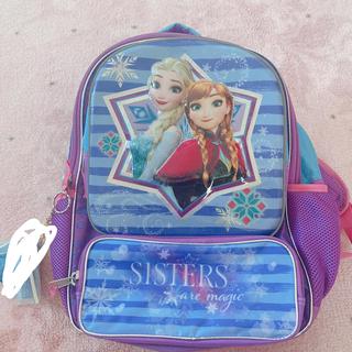 Disney - アナと雪の女王 リュック エルサキーホルダー付