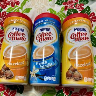 ネスレ(Nestle)のNestle コーヒーメイト3本セット♡(コーヒー)