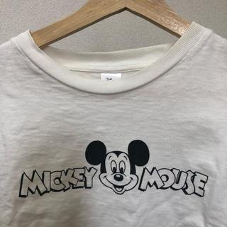 スタディオクリップ(STUDIO CLIP)のDisney mickey ミッキー Tシャツ(Tシャツ(半袖/袖なし))
