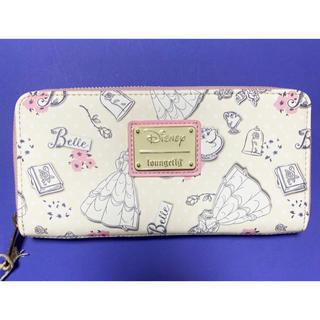 ディズニー(Disney)のディズニー 美女と野獣 財布 ビューティ&ザ・ビースト ラウンジフライ(財布)
