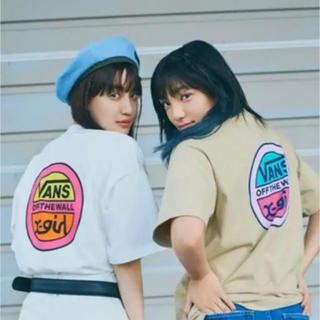 VANS - vans  X-girl コラボTシャツ