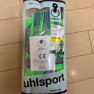 ウールシュポルト(uhlsport)のuhlsport スーパソフト ハーフネガティブ キーパーグローブサイズ8(その他)