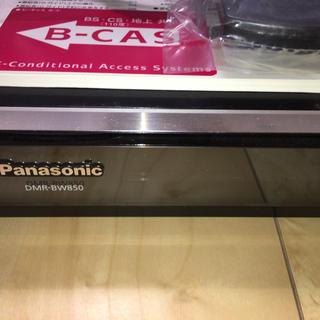 パナソニック(Panasonic)の★Panasonic  パナソニック ブルーレイレコーダー DMR-BW850 (ブルーレイレコーダー)