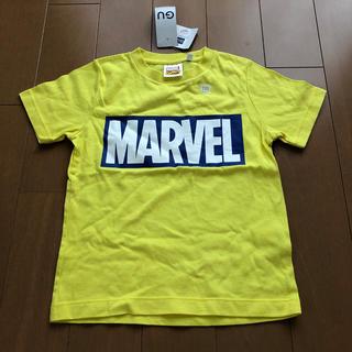 ジーユー(GU)のGU グラフィックT(マーベルロゴ・半袖)110(Tシャツ/カットソー)
