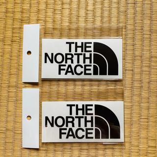ザノースフェイス(THE NORTH FACE)のTHE NORTH FACE ノースフェイス ステッカー 2枚(ステッカー)