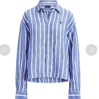 POLO RALPH LAUREN - Polo Ralph Lauren ストライプ ブルーシャツ