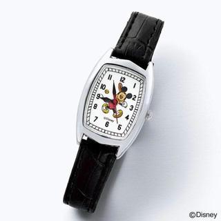 オトナミューズ6月号付録ヴィンテージ調 ミッキーマウス腕時計♪ディズニー