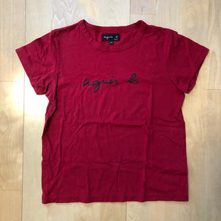 agnes b. - 【agnes b.】ボックスロゴTシャツ