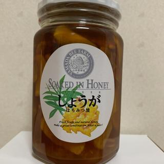ヤマダヨウホウジョウ(山田養蜂場)の山田養蜂場 しょうがはちみつ漬450g(その他)