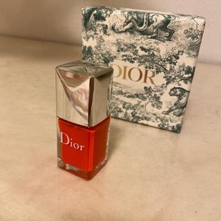 ディオール(Dior)のDior   マニュキア aloha 638(マニキュア)