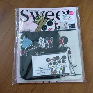宝島社 - Sweet 3月号 増刊号 付録 おまけ 本誌 ディズニー