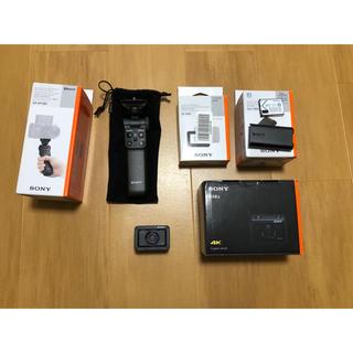 ソニー(SONY)のSONY Cyber-shot RX0Ⅱ オプション多数(コンパクトデジタルカメラ)