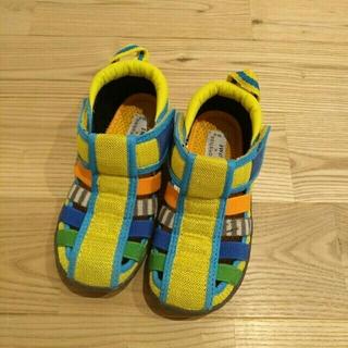 Branshes - branshes×IFME こども靴ウォーターシューズ 16.0cm