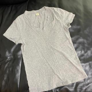 ロンハーマン(Ron Herman)のロンハーマン VネックTシャツ Sサイズ(Tシャツ/カットソー(半袖/袖なし))
