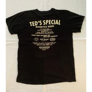 アナクロノーム(anachronorm)のANACHRONORM アナクロノーム Tシャツ ブラック サイズL(Tシャツ/カットソー(半袖/袖なし))