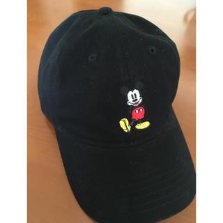 ディズニー(Disney)のUS限定新品未使用 ディズニーミッキ  キャプ(キャップ)