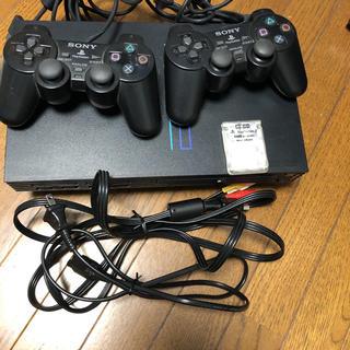 プレイステーション2(PlayStation2)のps2 本体(家庭用ゲーム機本体)