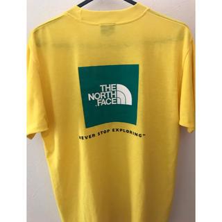 THE NORTH FACE - 最終値下げ‼️North Face ノースフェイス  ボックスロゴTシャツ