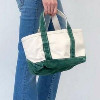 アパルトモンドゥーズィエムクラス(L'Appartement DEUXIEME CLASSE)のアパルトモン L.L.Bean Canvas tote bag mini (トートバッグ)