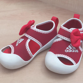 adidas - 美品 アディダス サンダル ディズニー ミニー