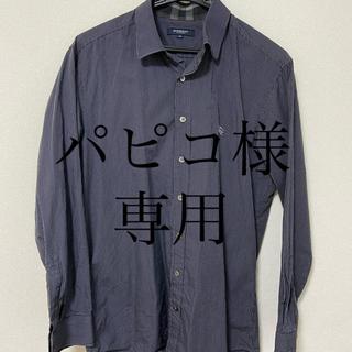 バーバリー(BURBERRY)のバーバリーストライプシャツ(シャツ)