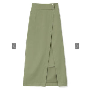 GRL - ラップ風スリットタイトスカート