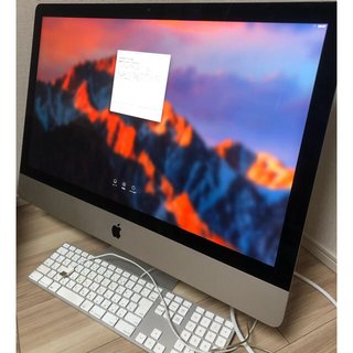 Mac (Apple) - iMac (Retina 5K, 27-inch, Late 2015)