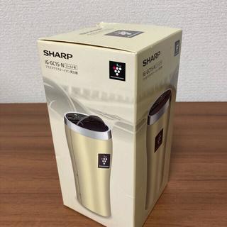 シャープ(SHARP)の【未使用未開封】【SHARP】車載用プラズマクラスター発生機 IG-GC15-N(車内アクセサリ)