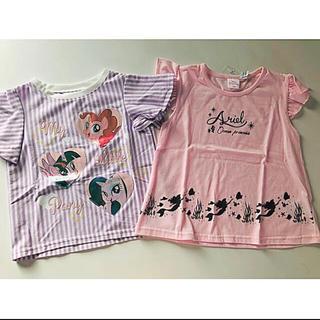 しまむら - マイリトルポニー  アリエル  Tシャツ 120