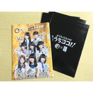 エスケーイーフォーティーエイト(SKE48)のCoCo壱×SKE48 クリアファイル(アイドルグッズ)