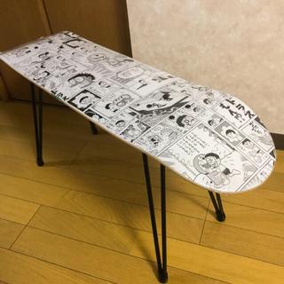 メディコムトイ(MEDICOM TOY)の公式 ドラえもん スケートボード + スツール&テーブル用脚キット(その他)
