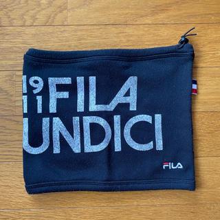 フィラ(FILA)のFila フィラ ネックウォーマー(ネックウォーマー)