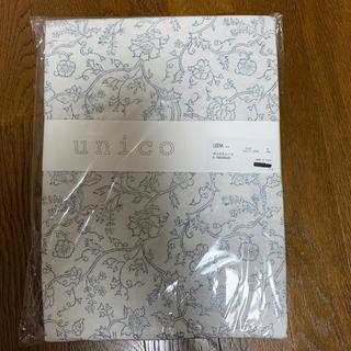 ウニコ(unico)のベッド用ボックスシーツ(シーツ/カバー)
