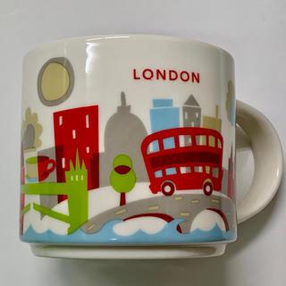 Starbucks Coffee - スターバックス海外ご当地限定マグカップ英国ロンドン