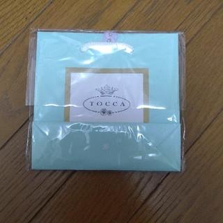 トッカ(TOCCA)のTOCCA 紙袋(ショップ袋)