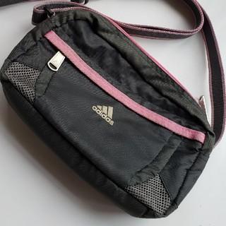 アディダス(adidas)のバック グレー(ハンドバッグ)